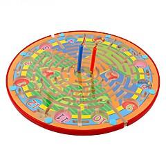 Alivia el Estrés Ajedrez Juguete Educativo Laberintos y Juegos de Lógica Laberinto Juguetes Redondo Rectangular Unisex 1 Piezas