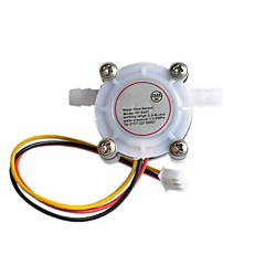 cheap Sensors-YF-S401 PVC Water Flow Hall Sensor Flowmeter