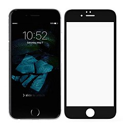 voordelige iPhone 7 Screenprotectors-Gehard Glas Screenprotector voor Apple iPhone 7 Voorkant screenprotector Volledige behuizing screenprotector High-Definition (HD)