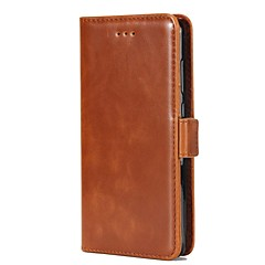 Case For Huawei P9 P10 Wallet Card Holder with Stand Flip Magnetic Full Body Solid Color Hard Genuine Leather for Huawei P10 Plus Huawei