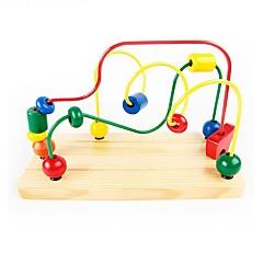 DHZ-kit Bouwblokken Educatief speelgoed Speeltjes Rechthoekig Vierkant Stuks Jongens Meisjes Geschenk