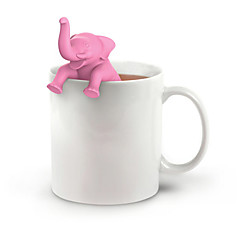 abordables Accesorios para té-Silicona Cocina creativa Gadget / Té Elefante 1pc Filtros / Colador de té / Regalo / Diario