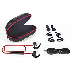 お買い得  ヘッドセット、ヘッドホン-DA109R 耳の中 ケーブル ヘッドホン 動的 Aluminum Alloy プロオーディオ イヤホン ボリュームコントロール付き / マイク付き ヘッドセット