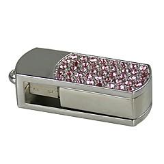 halpa USB-muistitikut-16g u levy kristalli kynä ajaa kynä ajaa koruja usb flash-asema usb 2.0 joululahja