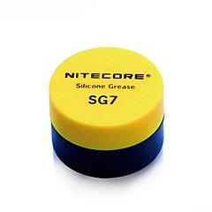 Χαμηλού Κόστους Λάμπες & Φώτα Σκηνής-Nitecore SG7 - lm N/A Τρόπος - Επαγγελματικό Κατασκήνωση/Πεζοπορία/Εξερεύνηση Σπηλαίων Καθημερινή Χρήση