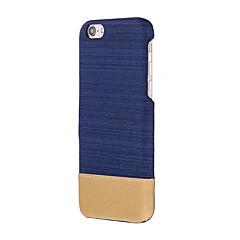 Кейс для Назначение Apple Защита от удара Задняя крышка Полосы / волосы Твердый PC для iPhone X iPhone 8 Plus iPhone 8 iPhone 7 Plus