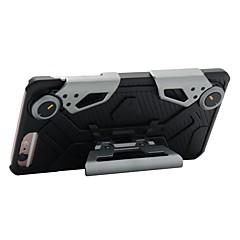 Кейс для Назначение Apple Защита от удара со стендом Задняя крышка броня Твердый PC для iPhone 8 Plus iPhone 7 Plus iPhone 6s Plus iPhone
