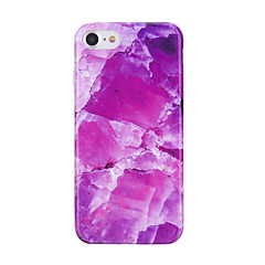 Назначение iPhone X iPhone 8 Чехлы панели Ультратонкий С узором Задняя крышка Кейс для Мрамор Мягкий Термопластик для Apple iPhone X