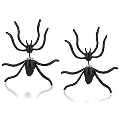 preiswerte Ohrringe-Damen Tropfen-Ohrringe - Tier überdimensional Schwarz Für Halloween / Bühne