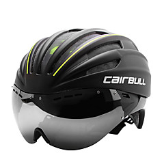 cheap Bike Helmets-CAIRBULL Bike Helmet 28pcs Vents CE EN 1077 Cycling Full-Face Visor PC EPS Road Cycling