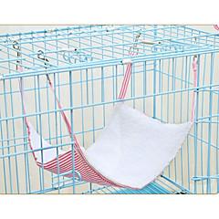고양이 침대 애완동물 라이너 카툰 물 세탁 가능 블랙 옐로우 퓨샤 블루 핑크
