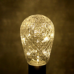 1 pc 1.5 LED Globe Bulbs 24 leds Decorative Warm White Cold White Blue Green 100lm 2800-3200/6000-6500K AC85-265V