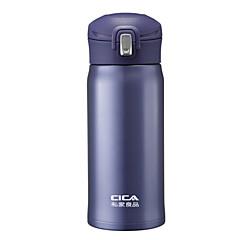 Alltag Trinkbecher, 350 Edelstahl Wasser Vakuum-Cup