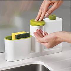1 Cocina Plástico Accesorios de Gabinete