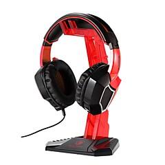 oyun kulaklık yuvası kulaklık braketi stand kafaya monte ekran rafı oyuncular için kulaklık askısı tutacağı