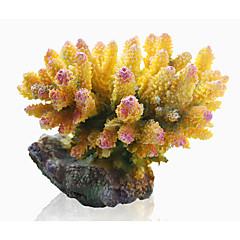 Akvaario Sisustus Koralli Hartsi