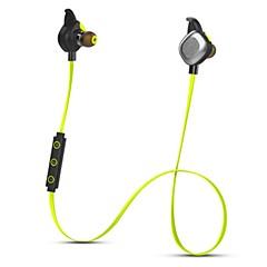 i5 mais fones de ouvido sem fio fã esporte plástico dinâmico&fone de ouvido de fitness com fone de ouvido de controle de volume