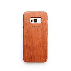 Case Kompatibilitás Samsung Galaxy S8 Plus S8 Ütésálló Hátlap Szó / bölcselet Kemény Fa mert S8 Plus S8 S7 edge S7 S6 edge plus S6 edge