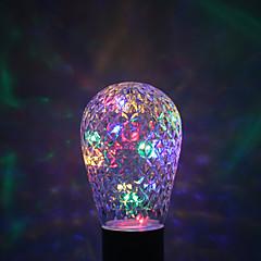 お買い得  LED 電球-YWXLIGHT® 1個 1W 100-200lm E27 LEDボール型電球 16 LEDビーズ 温白色 グリーン ブルー レッド 85-265V