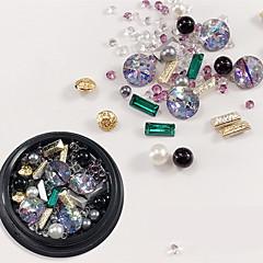 voordelige Kristalstrass-Nagelkunst decoratie sieraden bedels