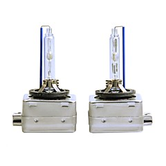 cheap HID & Halogen Lights-OTOLAMPARA 2 Pieces Ultra Cool White 35W 8000K D1S HID Xenon Lamp
