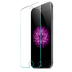 Ecran protector pentru Apple iPhone 6s Plus iPhone 6 Plus Sticlă securizată 1 piesă Ecran Protecție Față High Definition (HD) 9H Duritate