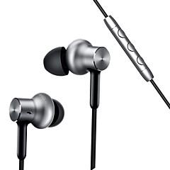 abordables Ecouteurs & Casques Audio-Xiaomi Dans l'oreille Câblé Ecouteurs Dynamique Acier inoxydable Plastique Sport & Fitness Écouteur LA CHAÎNE HI-FI Stereo Casque