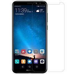 Χαμηλού Κόστους Προστατευτικά οθόνης για Huawei-Προστατευτικό οθόνης Huawei για Mate 10 lite PET 1 τμχ Προστατευτικό μπροστινής οθόνης Αντιθαμβωτικό Κατά των Δαχτυλιών Προστασία από