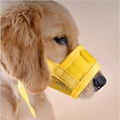 كلب النباح الياقة أدوات تصحيح السلوك مدرب المحمول قابلة للطي