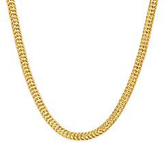 Mujer Collares de cadena Strands Collares Cobre Chapado en Oro hiphop Joyas Para Fiesta Diario