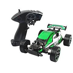 Coche de radiocontrol  23212 2.4G Alta Velocidad 4WD Drift Car Buggy Todoterreno Carro de Carreras Escalada de coches 1:20 * KM / H
