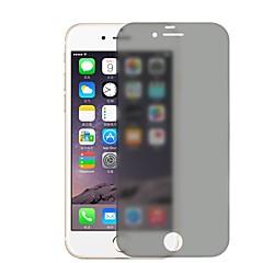 Недорогие Защитные пленки для iPhone 6s / 6-Защитная плёнка для экрана Apple для iPhone 6s iPhone 6 Закаленное стекло 1 ед. Защитная пленка для экрана Anti-Spy Защита от царапин