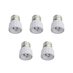 halpa LED-tarvikkeet-5 kpl E27 to GU10 GU10 Light Socket Yksinkertainen