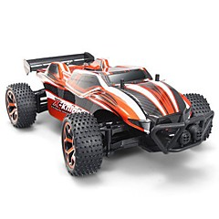 voordelige RC auto's-RC auto 333-GS05B 2.4G Vrachtwagen Off Road Car High-Speed 4WD Drift Car Buggy Rock Climbing Car 1:18 20 KM / H Afstandsbediening