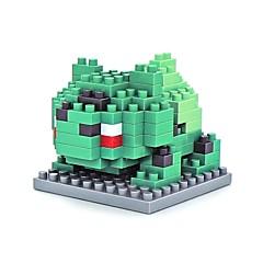 tanie -Klocki 120pcs Wzór zwierzęcy Żaba Zwierzę Non Toxic Animals Dla dzieci Dla dorosłych Zabawki Prezent