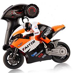 806 Motorcykel 01:24 Borste elektrisk Radiostyrd bil 20 2.4G Färdig att köra Fjärrkontroll 1 Manual 1 x USB Kabel