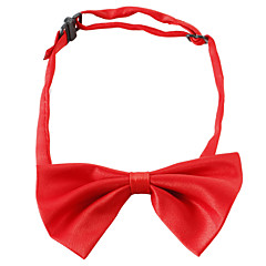 Cat Dog Tie/Bow Tie Dog Clothes Cute Wedding Bowknot Orange Purple Red Blue Pink Costume For Pets