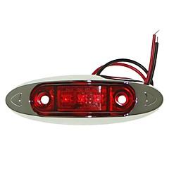 ieftine -SENCART 1 Bucată Motocicletă Camion Becuri 1.5W W SMD LED lm 3 Lumini exterioare ForΠαγκόσμιο Toți Anii