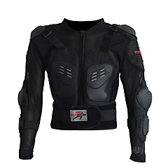 abordables Ropa de Protección-carreras de motos protector de la armadura de motocross fuera de la carretera ropa del chaleco del cuerpo de pecho chaqueta de protección