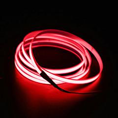 cheap LED Strip Lights-BRELONG® String Lights 0 LEDs White Pink Green Blue Red 12V