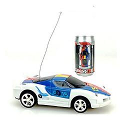 RC Auto 2010B 2.4G Auto High-Speed Rennauto 20 KM / H Mini Fernbedienungskontrolle Wiederaufladbar Elektrisch