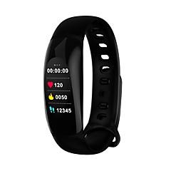 tanie Inteligentne zegarki-Inteligentna bransoletka Bluetooth Wodoszczelny Krokomierze Czuj dotyku Kontrola APP Pulse Tracker Krokomierz Rejestrator aktywności