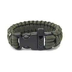 hesapli -Survival Bileklik Kamp & Yürüyüş Kamp / Yürüyüş / Mağaracılık Dış Mekan Naylon fiber 1 adet