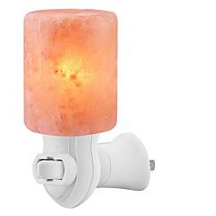 preiswerte Ausgefallene LED-Beleuchtung-yooklight warmweiß natürliche himalayan globus sphere salzlampe nachtlicht dekoration luftreinigung uns stecker