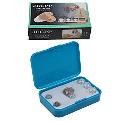 abordables Cuidado Médico y Personal-jecpp v - 188 bte volumen amplificador de mejora de sonido ajustable audífono