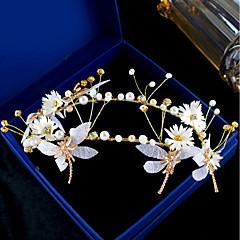abordables Bijoux pour Femme-Femme Fleur Bandeau Fleur