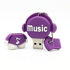 preiswerte USB Speicherkarten-Ants 4GB USB-Stick USB-Festplatte USB 2.0 Kunststoff