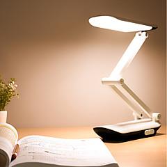 1pc LED Night Light Genopladelig Dæmpbar Farveskiftende Nemt at bære DC-drevet