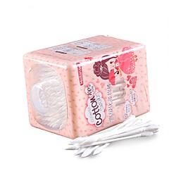 billige udrensning svamp-200 Stk. Makeup Vatpind Plastik Klistre