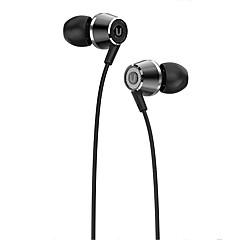 billige Headset og hovedtelefoner-hi820 EARBUD Ledning Hovedtelefoner Balanceret armatur Plast / Metal Pro Audio øretelefon Med volumenkontrol / Med Mikrofon Headset